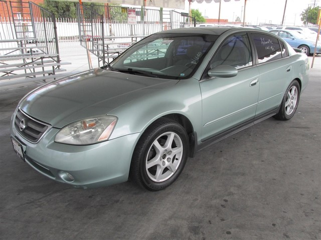 2003 Nissan Altima SE Please call or e-mail to check availability All of our vehicles are avail