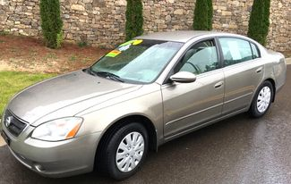 2003 Nissan Altima S Knoxville, Tennessee 2