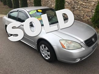 2003 Nissan Altima SL Knoxville, Tennessee