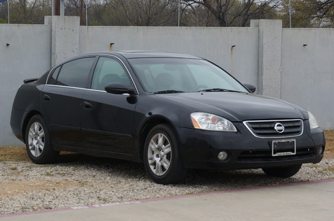 2003 Nissan Altima**Includes 2 Yrs Free Maintenance** S - Leather ...
