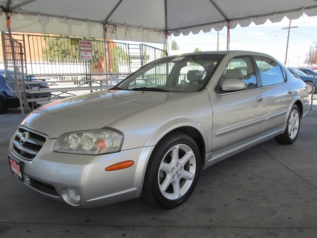 2003 Nissan Maxima SE Please call or e-mail to check availability All of our vehicles are availa