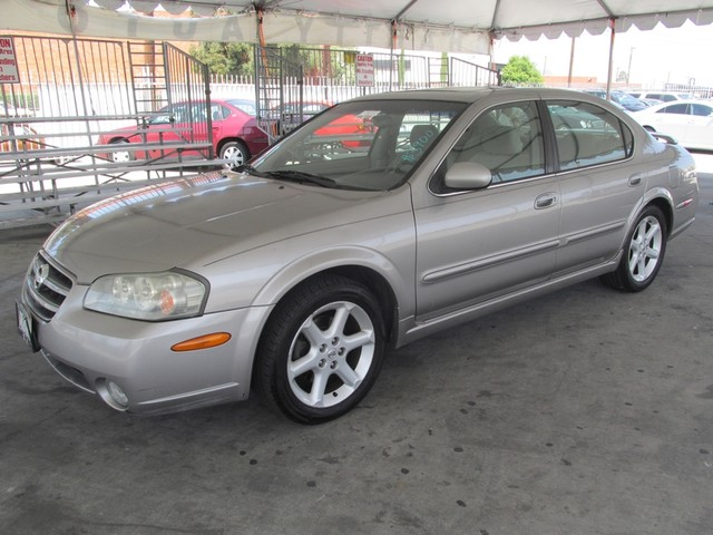 2003 Nissan Maxima SE Please call or e-mail to check availability All of our vehicles are avail