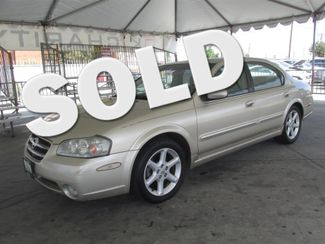 2003 Nissan Maxima SE Gardena, California