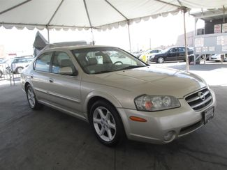 2003 Nissan Maxima SE Gardena, California 3