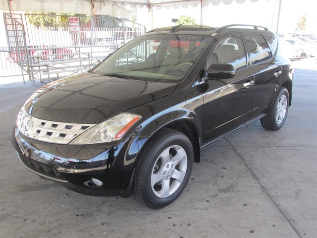 2003 Nissan Murano SL Please call or e-mail to check availability All of our vehicles are avail