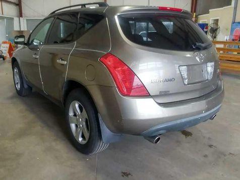 2003 Nissan Murano SL   JOPPA, MD   Auto Auction of Baltimore  in JOPPA, MD