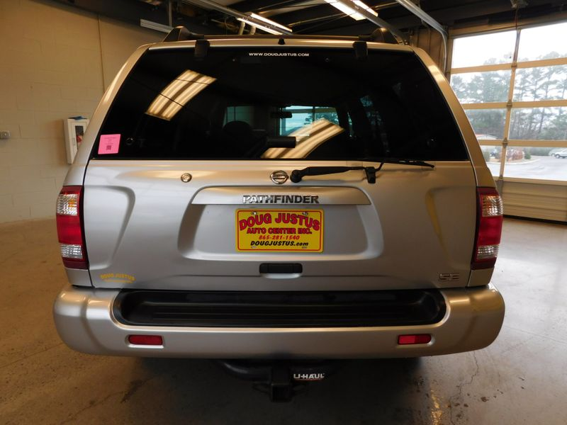 2003 Nissan Pathfinder SE  city TN  Doug Justus Auto Center Inc  in Airport Motor Mile ( Metro Knoxville ), TN