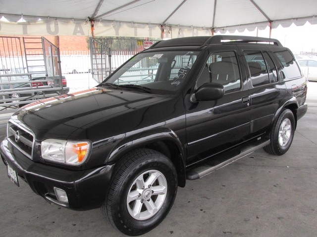 2003 Nissan Pathfinder SE Please call or e-mail to check availability All of our vehicles are av