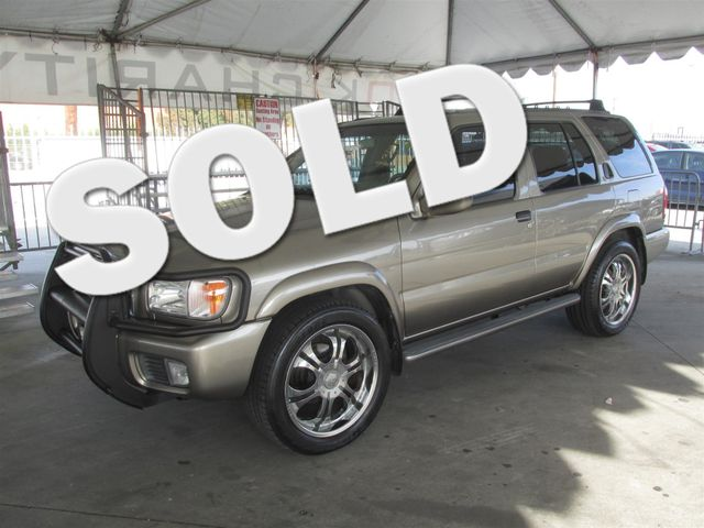 2003 Nissan Pathfinder LE Please call or e-mail to check availability All of our vehicles are a