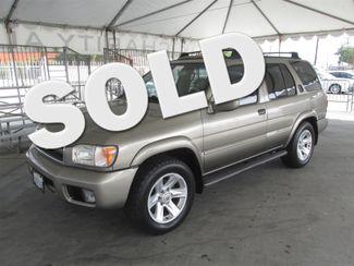2003 Nissan Pathfinder LE Gardena, California