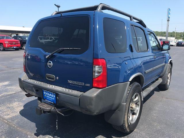 2003 Nissan Xterra SE Cape Girardeau, Missouri 2