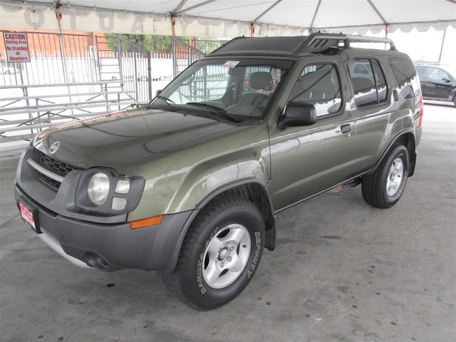 2003 Nissan Xterra XE This particular Vehicles true mileage is unknown TMU Please call or e-ma