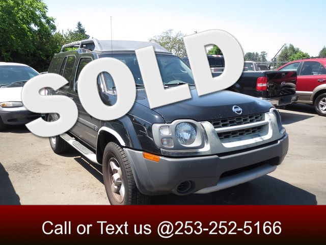 2003 Nissan Xterra XE The CARFAX Buy Back Guarantee that comes with this vehicle means that you ca