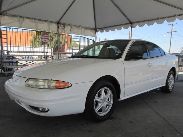 2003 Oldsmobile Alero GL1 Please call or e-mail to check availability All of our vehicles are av