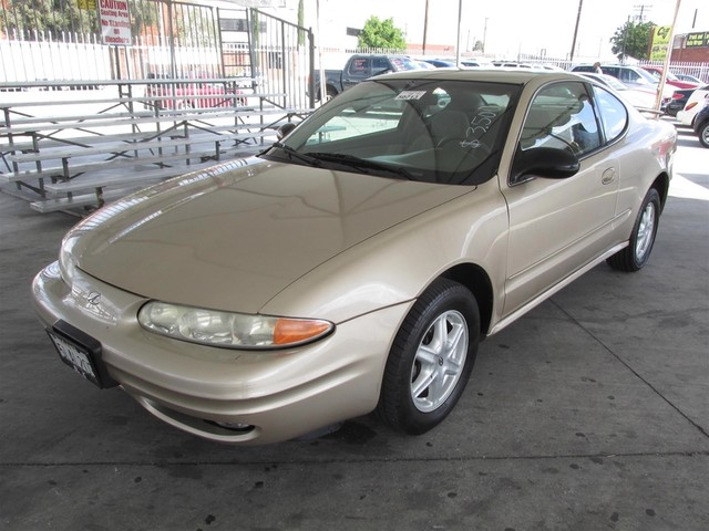 2003 Oldsmobile Alero GL1 Please call or e-mail to check availability All of our vehicles are a