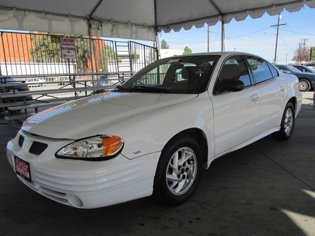 2003 Pontiac Grand Am SE1 Please call or e-mail to check availability All of our vehicles are av