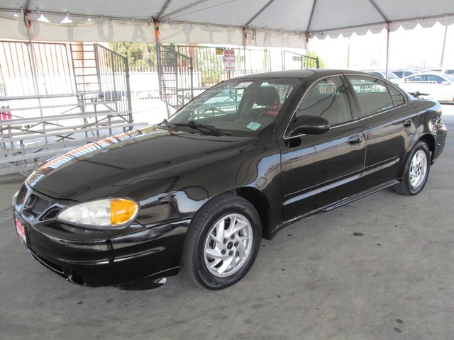 2003 Pontiac Grand Am SE Please call or e-mail to check availability All of our vehicles are ava