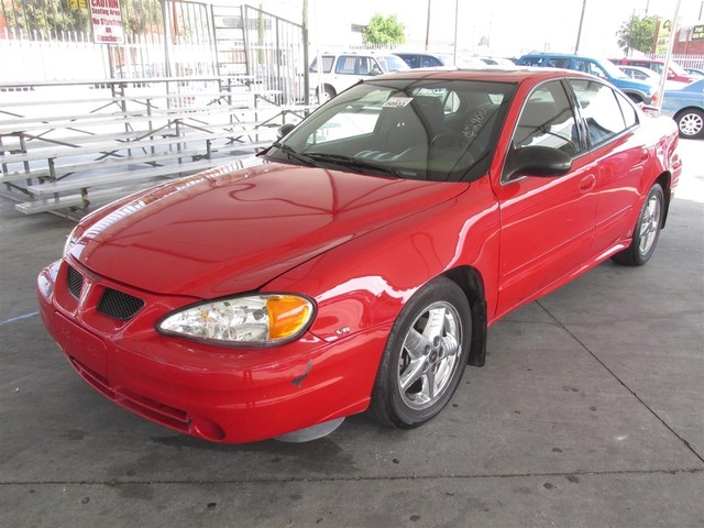 2003 Pontiac Grand Am SE1 Please call or e-mail to check availability All of our vehicles are a