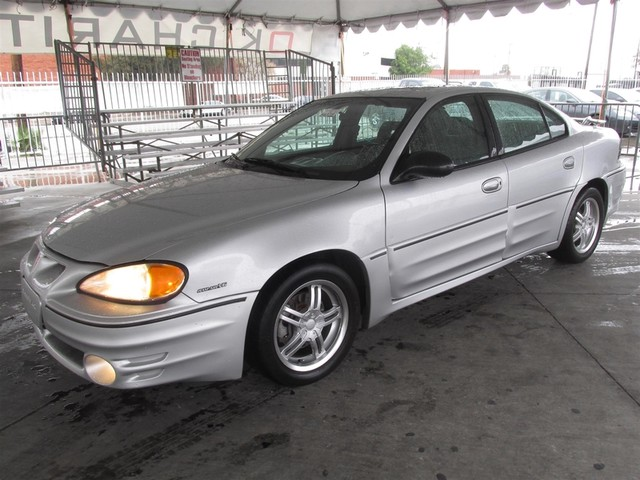 2003 Pontiac Grand Am GT Please call or e-mail to check availability All of our vehicles are av