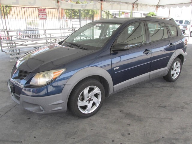 2003 Pontiac Vibe Please call or e-mail to check availability All of our vehicles are available