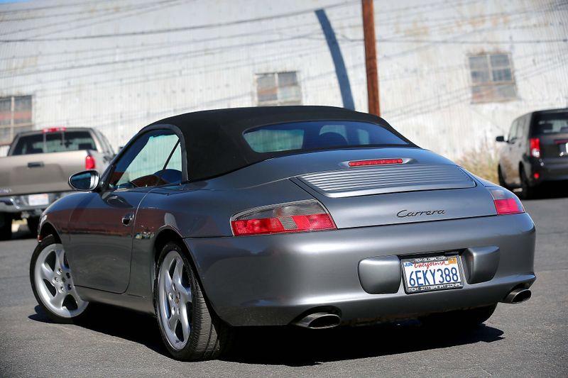 2003 Porsche 911 Carrera - Manual - BOSE - Xenon  city California  MDK International  in Los Angeles, California