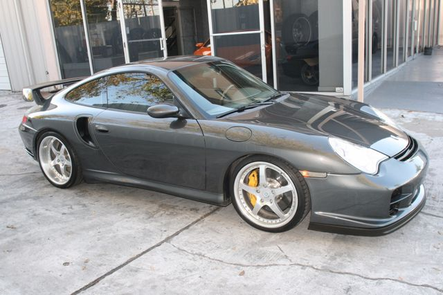 2003 Porsche 911 Carrera Turbo Aerokit Houston, Texas 3