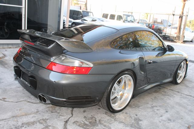2003 Porsche 911 Carrera Turbo Aerokit Houston, Texas 5
