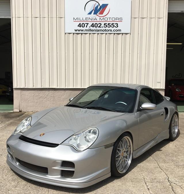 2003 Porsche 911 Carrera TURBO Longwood, FL 39