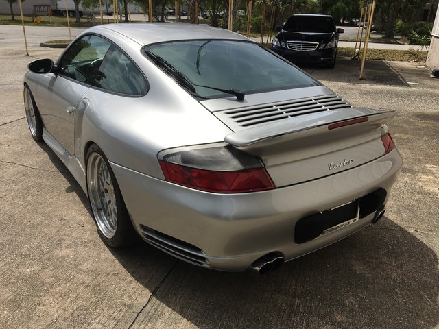 2003 Porsche 911 Carrera TURBO Longwood, FL 41