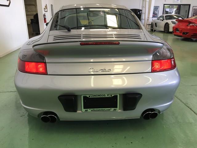 2003 Porsche 911 Carrera TURBO Longwood, FL 9