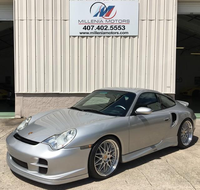 2003 Porsche 911 Carrera TURBO Longwood, FL 44