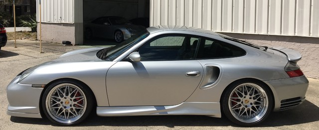 2003 Porsche 911 Carrera TURBO Longwood, FL 45