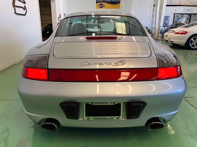 2003 Porsche 911 Carrera 4S Longwood, FL 9