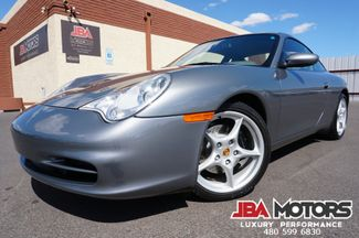 2003 Porsche 911 Carrera 996 Coupe 6 Speed Manual | MESA, AZ | JBA MOTORS in Mesa AZ