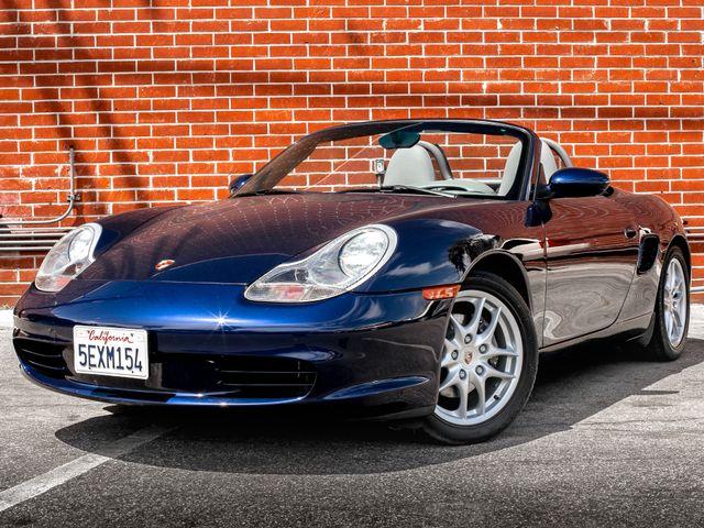 2003 Porsche Boxster Burbank, CA 1