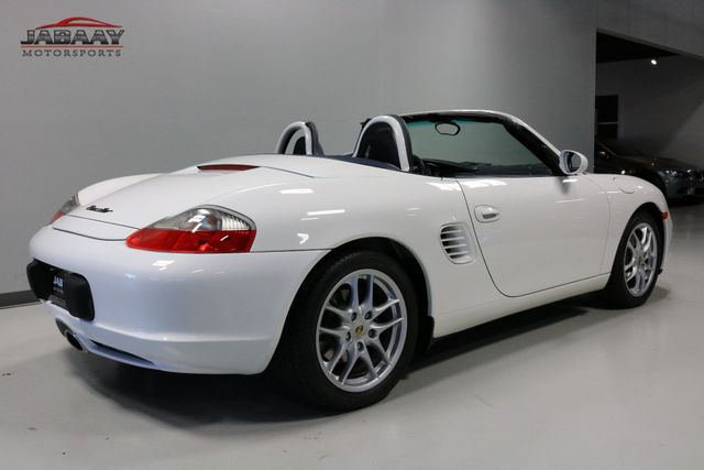 2003 Porsche Boxster Merrillville, Indiana 4
