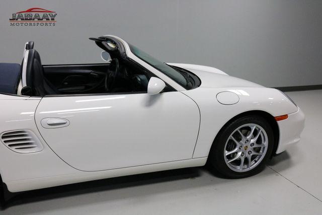 2003 Porsche Boxster Merrillville, Indiana 40