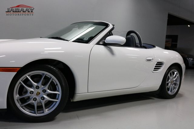 2003 Porsche Boxster Merrillville, Indiana 31