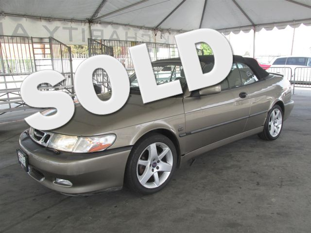 2003 Saab 9-3 SE Please call or e-mail to check availability All of our vehicles are available