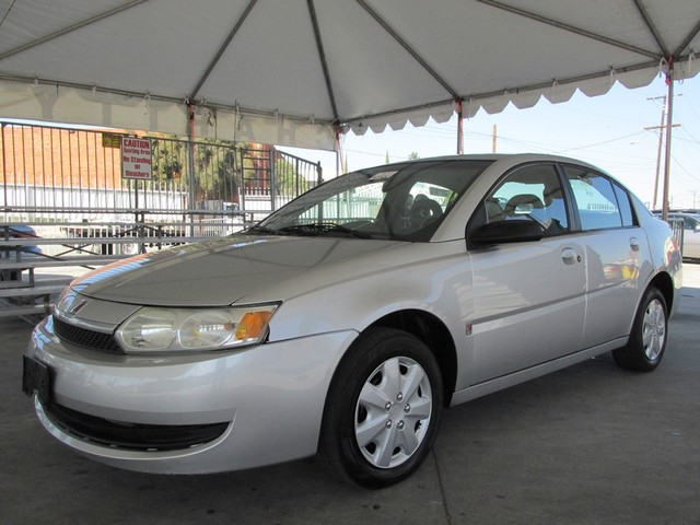 2003 Saturn Ion ION 2 This particular Vehicles true mileage is unknown TMU Please call or e-mai