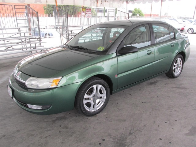 2003 Saturn Ion ION 3 Please call or e-mail to check availability All of our vehicles are avail