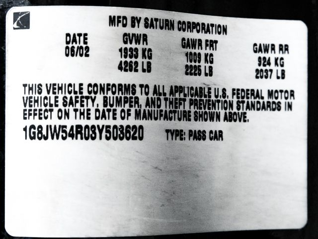 2003 Saturn LS Burbank, CA 24