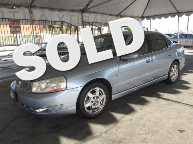 2003 Saturn LS Please call or e-mail to check availability All of our vehicles are available fo
