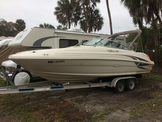 2003 Sea Ray 220 Sundeck in Palmetto, FL