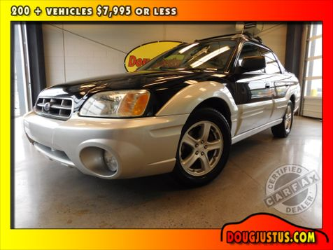 2003 Subaru Baja Sport in Airport Motor Mile ( Metro Knoxville ), TN