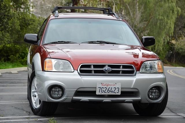 2003 Subaru Baja Sport Burbank, CA 10