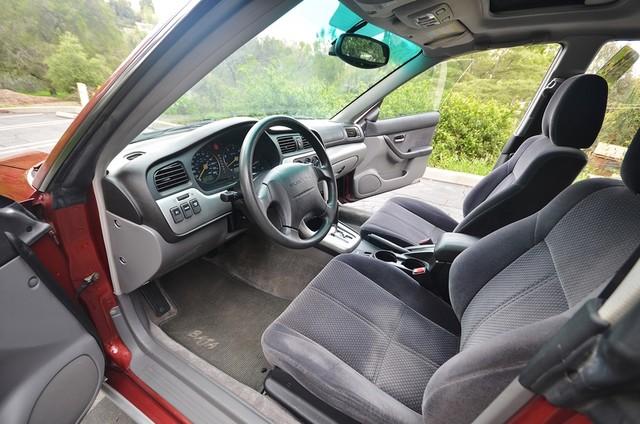 2003 Subaru Baja Sport Burbank, CA 23