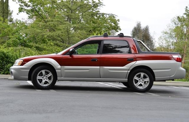 2003 Subaru Baja Sport Burbank, CA 3