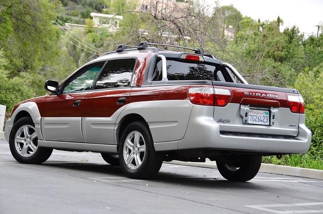 2003 Subaru Baja Sport Burbank, CA 1