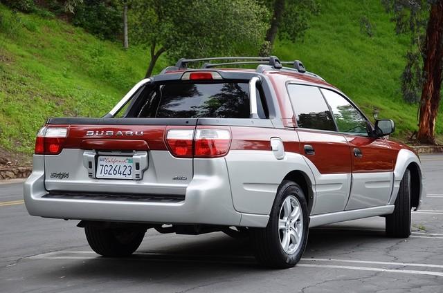 2003 Subaru Baja Sport Burbank, CA 13
